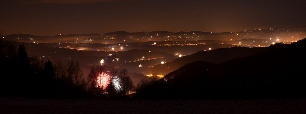 Najjaśniejsza noc na przełęczy, 00.00 - 1.01.2017