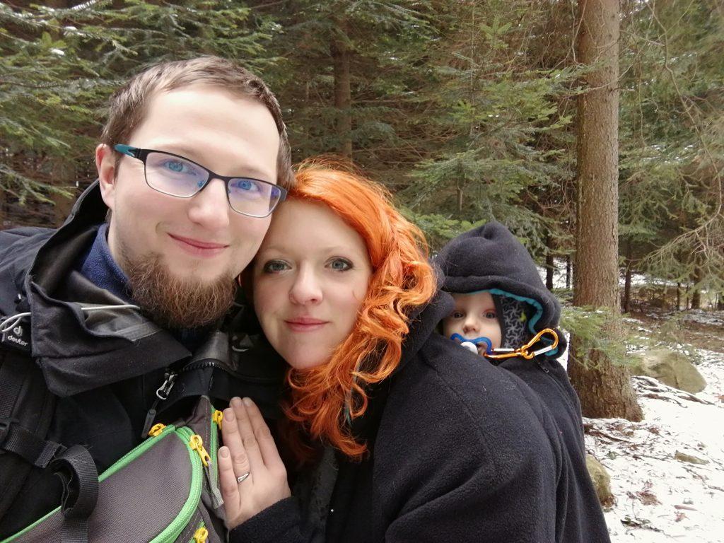 zimowe wyjścia w góry- rodzina 1