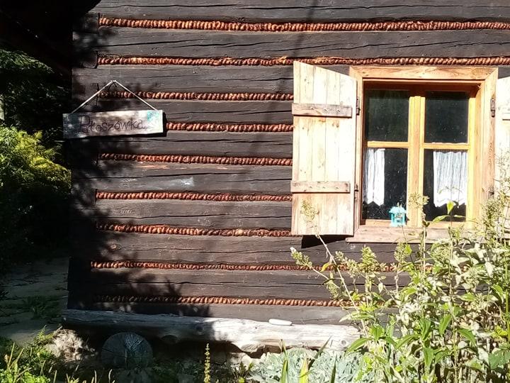 chata w górach przeprowadzka w góry