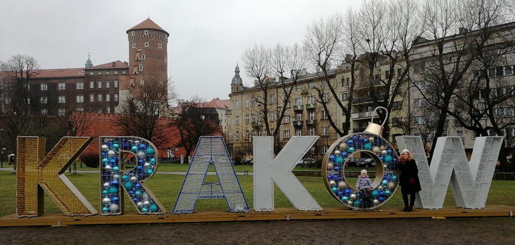 czas na miasto Kraków