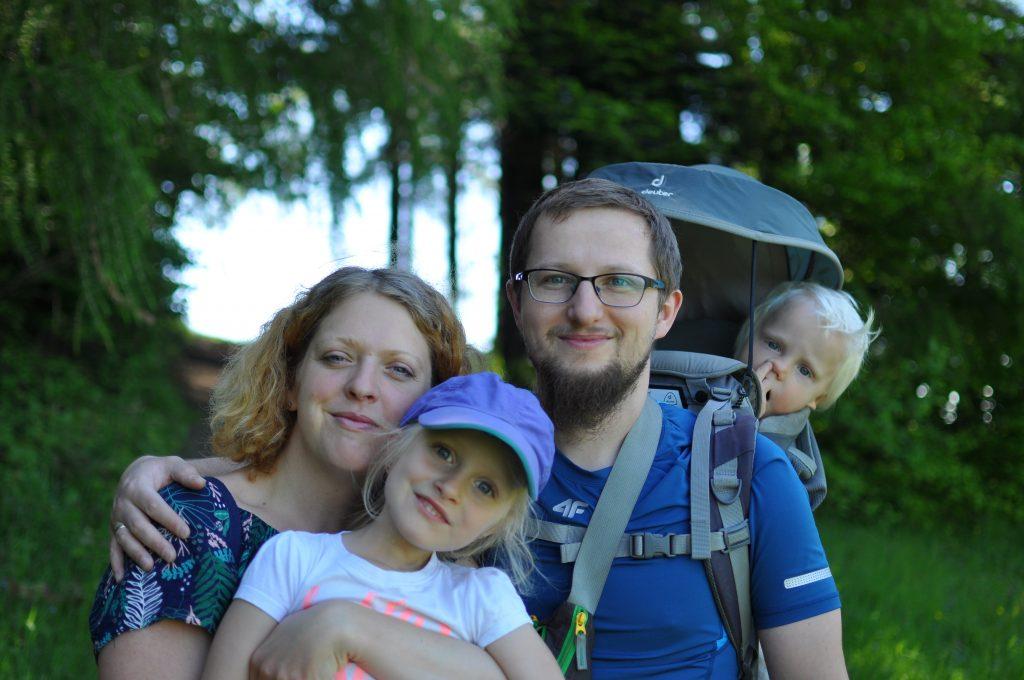 7 lat po ślubie, rodzina